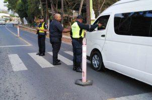 Más de mil multas fueron impuestas por embriaguez comprobada.