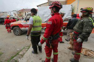 Entre los fallecidos hay tres niños, uno de unos 2 años y otros dos de entre 9 a 10.
