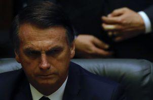 El presidente de Brasil, Jair Bolsonaro, dijo que pasará unos diez días de vacaciones en el centro hospitalario.