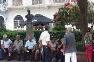 Ambos grupos decidieron mantener el diálogo. Foto:  @kelyrodriguezvi