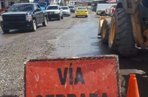 Los trabajos se vienen efectuando desde hace dos años y la inversión contempla también el mejoramiento del sistema de acueducto el cual es municipal. Foto/José Vásquez