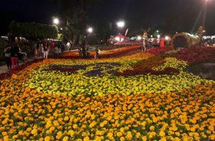 Se estima que el evento ferial genera unos 5 millones de dólares en Chiriquí. Foto: Mayra Madrid.
