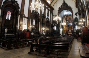 El ataque ocurrió justo al término de la misa de mediodía dentro de la Catedral Metropolitana de Campinas en Brasil. EFE
