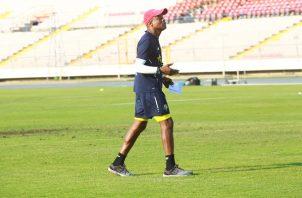 Julio César Dely Valdés sabe que el juego será difícil.