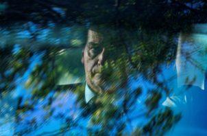 Está previsto que Bolsonaro regrese el próximo jueves a Río para preparar el encuentro que mantendrá con el primer ministro de Israel, Benjamin Netanyahu.