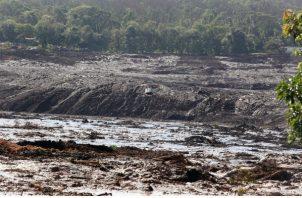 Las autoridades de Rondonia también indicaron que la tromba de agua y arena inundó algunas zonas rurales y se deslizó por ríos de la región.