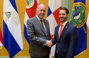 El flujo comercial total entre Panamá y el Reino Unido alcanzó $89 millones en el año 2018.