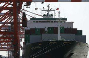 La Dirección General de Marina Mercante condenó  rotundamente la utilización de buques con bandera panameña para actos ilícitos. Foto/ Ilustrativa/Efe