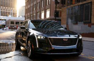 El Cadillac CT6 cuenta con sistema de asistencia al conductor. Foto/ Nick Hagen para The New York Times.
