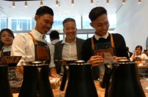 Ninety Plus ha estado a la vanguardia de la industria del café.