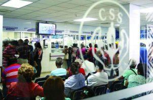 En la Caja de Seguro Social hay cerca de 35 mil funcionarios. Foto: Panamá América.