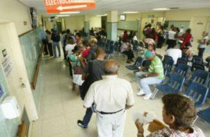 Los pacientes deben tomar conciencia. Foto: Panamá América