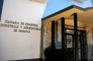 Sede de la Cámara de Comercio e Industrias. Cortesía