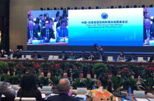 En la Feria Comercial de Cantón, se firmó un acuerdo de cooperación con el Centro de Comercio Internacional de China