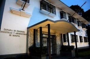 La Cámara de Comercio, Industrias y Agricultura de Panamá  ha manifestado su apoyo a las reformas constitucionales. Foto/Cortesía CCIAP