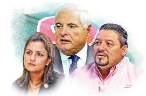 Quieren evitar la participación del expresidente Ricardo Martinelli y otras figuras de oposición.