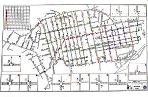 Los cambios viales en las calles del corregimiento de San Francisco se harán desde el próximo martes 22 de octubre.