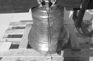 """Estas campanas, a pesar de ser nuevas, son """"voces del tiempo"""" que forman parte de una cultura milenaria del sonido."""