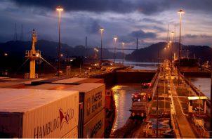 El Canal de Panamá aseguró a través de su cuenta de twitter que el tránsito de buques se ha mantenido de manera normal.