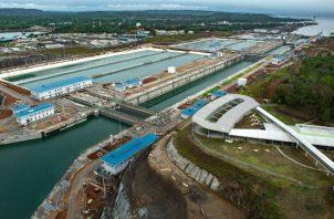 La calificación otorgada se basa también en la larga trayectoria del Canal de Panamá. Foto/Archivo