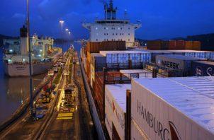 Unos $60 millones de dólares podrían bajar los ingresos del Canal de Panamá