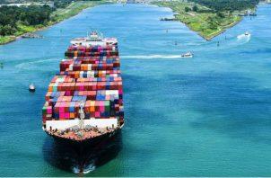 Buscan prevenir el transporte marítimo de productos falsificados. Foto: Canal de Panamá.