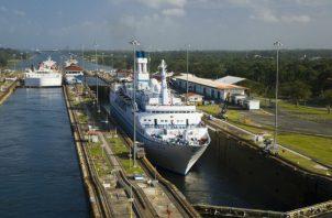 Canal de Panamá desmiente a vicepresidenta de Venezuela, Delcy Rodríguez. Foto/Archivos