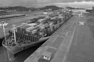 China ha decidido elevar los impuestos de importación del gas licuado natural norteamericano del 10% al 25%, lo cual llevará a que los importadores tiendan a redirigir su demanda hacia otras fuentes, lo cual puede afectar la actividad del Canal. Foto: EFE