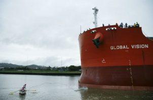 El Canal ampliado ha transformado el comercio mundial. Foto: Archivo/Ilustrativa.