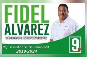 Fidel Álvarez, candidato a representante de Pedregal por la libre postulación, falleció en el cuarto de urgencias de la Policlínica Dr. J.J. Vallarino, en Juan Díaz.