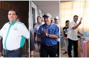 Más de un millón de personas votan en la ciudad de Panamá. Foto/Cortesía