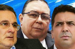 Tres precandidatos pugnarán para la última plaza. Epasa