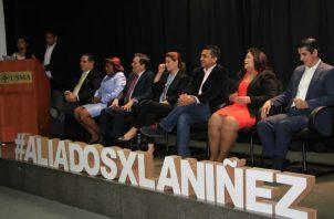 El movimiento Aliados por la Niñez y la Adolescencia pide agendar los Objetivos de Desarrollo Sostenible. Foto/Cortesía