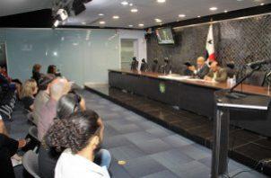 Proyecto sobre uso medicinal del 'cannabis' entre opiniones a favor y en contra. Foto: Asamblea Nacional.