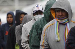 Del total de hondureños retornados, 3.979 son adultos y 3.157 menores de edad.