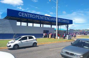 Erick Montezuma, fue trasladado a la cárcel de Varones ubicado en el corregimiento de Chiriquí donde cumplirá la pena impuesta.