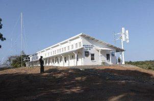 La cárcel de Punta Coco fue impulsada por el Ministerio de Gobierno y el presidente Juan Carlos Varela.