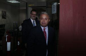 Los abogados de Ricardo Martinelli criticaron que se pretenda crear una norma con nombre y apellido. Víctor Rivera