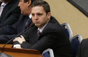 Carlos Rubio, ministro de Gobierno. Foto/Archivos