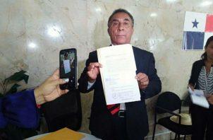 Tribunal Electoral fija fecha para audiencia de impugnación de Carlos Sanata. Foto: Panamá América.