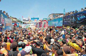 El carnaval genera aproximadamente unos $300 millones a nivel nacional