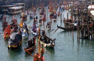 Alrededor del mundo diferentes países tienen su particular forma de festejar los carnavales. Foto/Cortesía