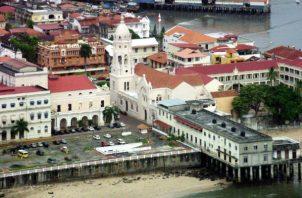 Casco Antiguo.Foto: Archivo Panamá América.
