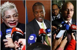 La abogada Sarai Blaisdell dijo que el Ministerio Público conoce quién es el asesino del hotel El Panamá. Foto: Edwards Santos.
