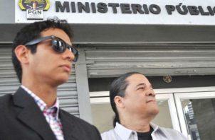 Nueva pista en el caso de Vernon Ramos; su esposa solicitó que se lo declararan muerto. Foto: Panamá América.