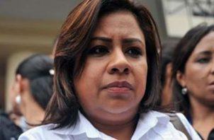 La periodista Castalia Pascual se separó hace unos años de Gabriel Martínez.