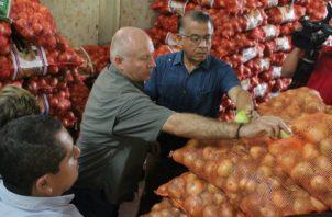 Se autorizó la importación de 60 mil quintales de cebolla hasta el 15 de septiembre de 2019