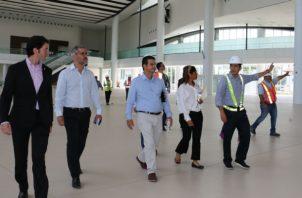 La empresa americana SMG cuenta con una gran experiencia administrando 77 centros de convenciones a nivel mundial.