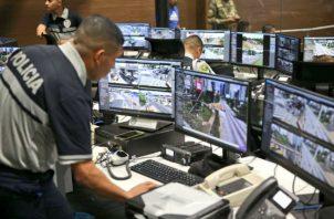 Centro de Operaciones para la Seguridad Ciudadana (COSC) arrancó el 26 de octubre del 2017