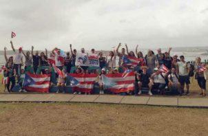 A los peregrinos de la JMJ les llamó la atención la operación del Canal de Panamá. Cortesía